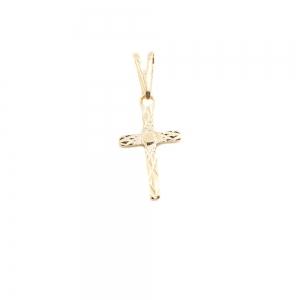 Cruciulita placata cu aur Stretto0