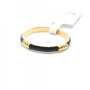 Inel complex placat cu aur Split2