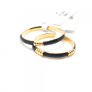 Inel complex placat cu aur Split4