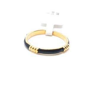 Inel complex placat cu aur Split1