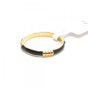 Inel complex placat cu aur Split3