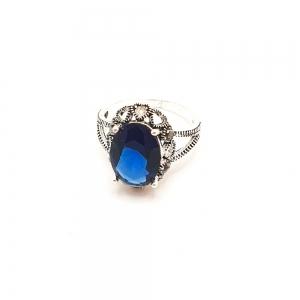 Inel din argint Sapphire4