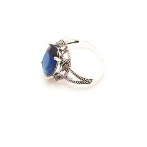 Inel din argint Sapphire5
