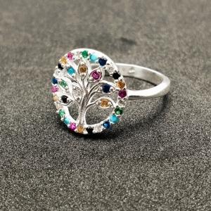 Inel din argint Sacred10