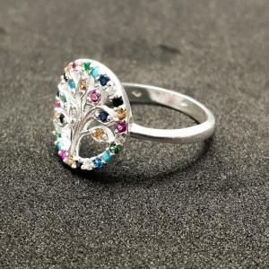 Inel din argint Sacred9