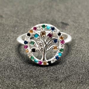 Inel din argint Sacred1