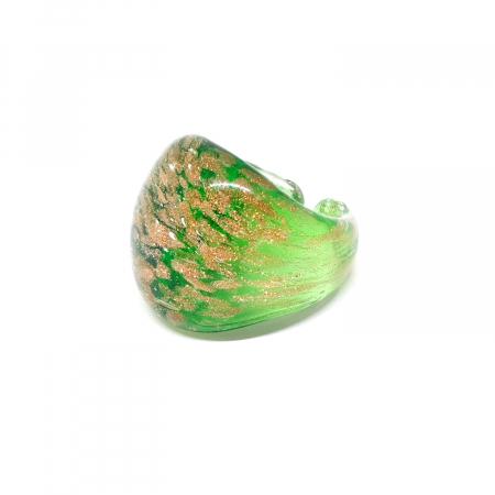 Inel cu sticla de Murano SaraTremo [1]