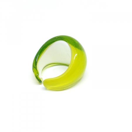 Inel cu sticla de Murano SaraTremo [2]