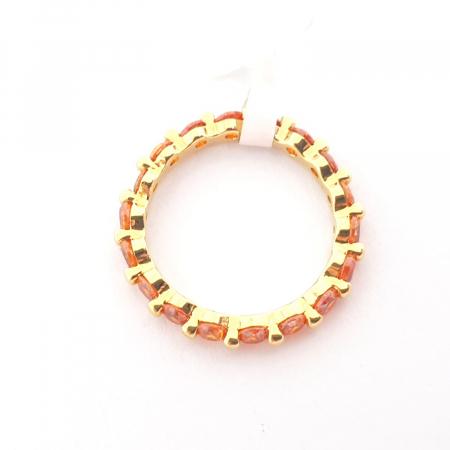 Inel placat cu aur Finger [1]