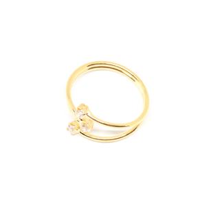 Inel placat cu aur Consular0