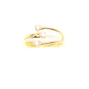 Inel placat cu aur Consular3