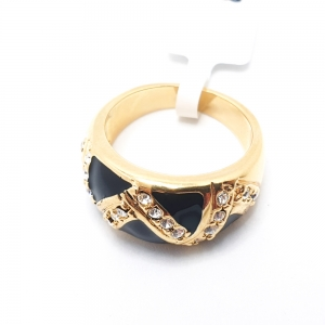 Inel placat cu aur Kinga1