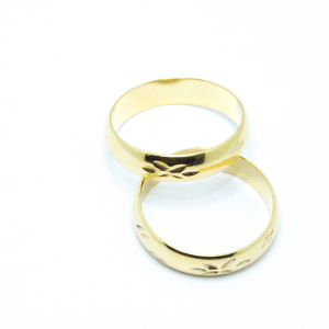 Verigheta lata cu gravura placata cu aur El Dorado [1]