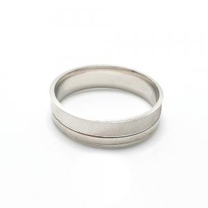 Inel tip verigheta din argint Silver2