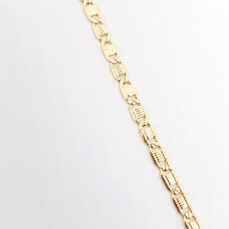 Lant placat cu aur 54 cm InstaGroom [1]