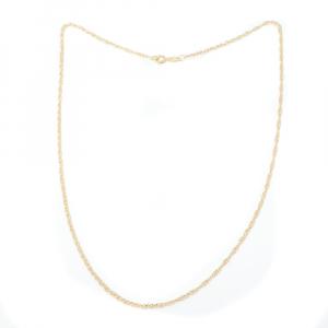 Lantisor impletit placat cu aur 45-50 cm Envy0