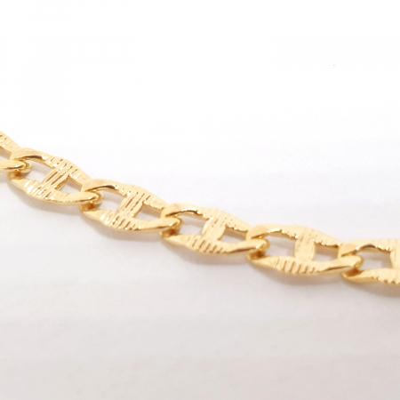 Lant placat cu aur 50 cm History [5]
