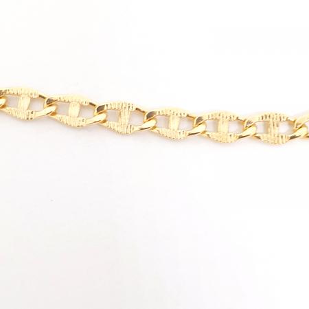 Lant placat cu aur 50 cm History [3]