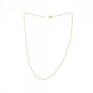 Lantisor placat cu aur 44-50 cm Jerry0