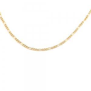 Lantisor placat cu aur 44-50 cm Jerry3