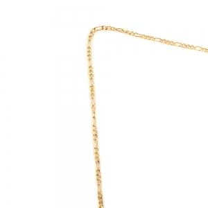 Lantisor placat cu aur 44-50 cm Jerry1