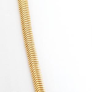 Lant tip colan placat cu aur Reveal1
