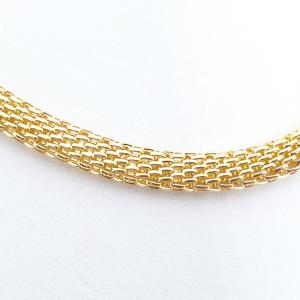 Lant tip colan placat cu aur Artemis1