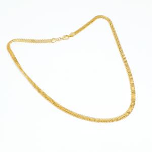 Lant tip colan placat cu aur Artemis2