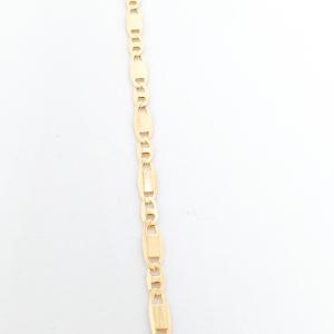 Lantisor placat cu aur 45 cm Fever1