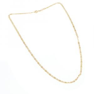 Lantisor placat cu aur 45 cm Fever0