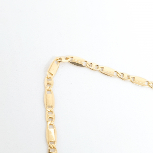 Lantisor placat cu aur 45 cm Fever2
