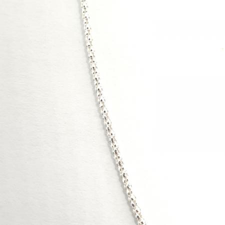 Lantisor din argint tip sarpe Cherish [1]