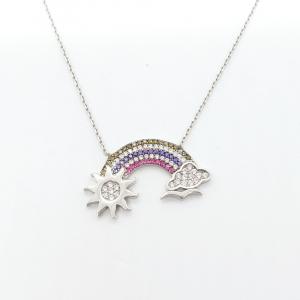 Colier din argint Rainbow3