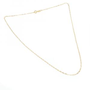 Lantisor placat cu aur 52 cm Cuerpo0