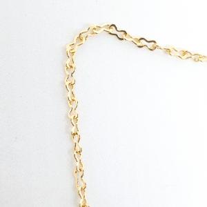 Lantisor placat cu aur 52 cm Cuerpo2