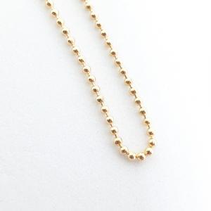 Lantisor placat cu aur 40-44 cm Unconventional2