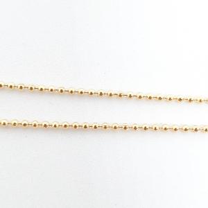 Lantisor placat cu aur 40-44 cm Unconventional0