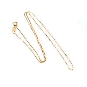 Lantisor placat cu aur 40-44 cm Unconventional4