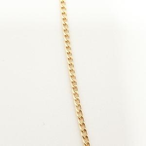 Lantisor 45-56 cm placat cu aur Johnnie1