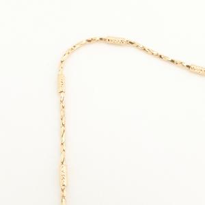 Lantisor placat cu aur Kirra2