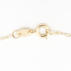 Lantisor 40-50 cm placat cu aur Mattie3