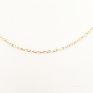 Lantisor 40-50 cm placat cu aur Mattie0