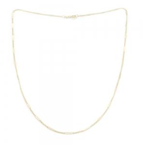 Lantisor placat cu aur 50 cm Ray0
