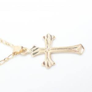 Lantisor si cruciulita placate cu aur Signature2