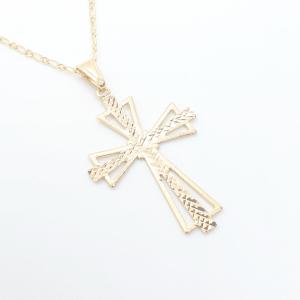 Lantisor si cruciulita placate cu aur Charisma1