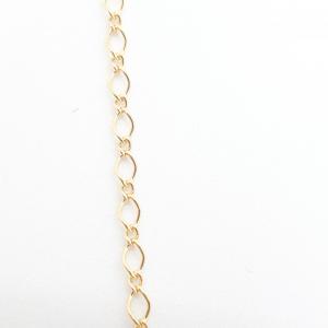 Lantisor si cruciulita placate cu aur Charisma5