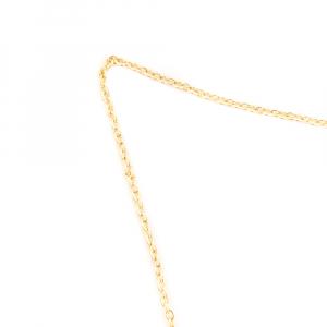 Lantisor si cruciulita placate cu aur Castiel4