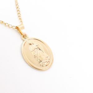 Lantisor si iconita placate cu aur Aeros1