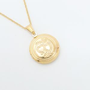 Lantisor si medalion pentru fotografie Spring2
