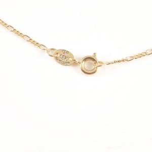 Lantisor 44-50 cm placat cu aur Avery3